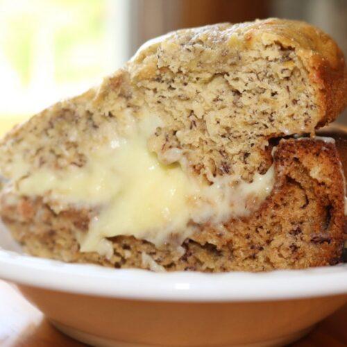 Banana Pudding Bread Recipe