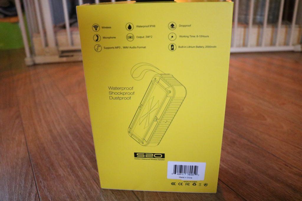 Aulker S20 Bluetooth Speaker Review