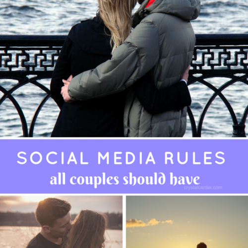 Social Media Rules all Couples Should Have
