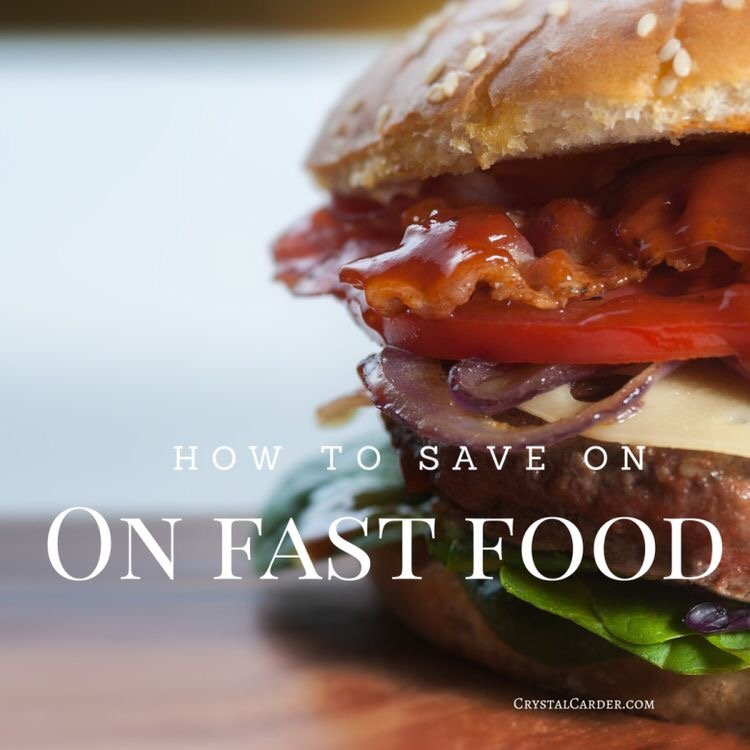 How To Get The Best Deals On Fast Food