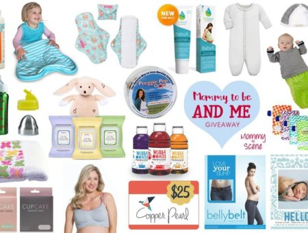 Mommy To Be and Me Giveaway
