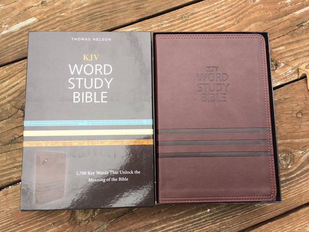 Study bible ratings