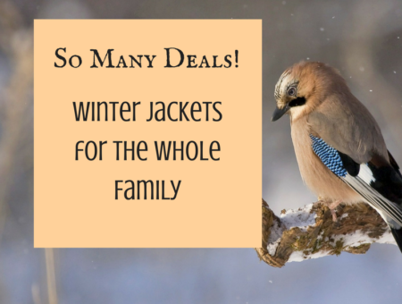 So Many Deals on Winter Coats