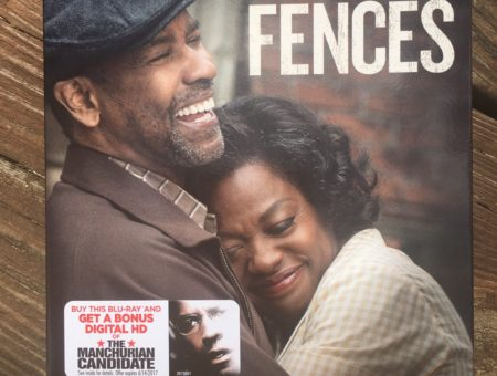 Fences Movie Denzel Washington and Viola Davis