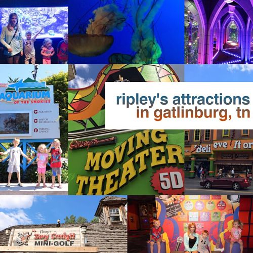 Time Well Spent At The Ripley's Attractions In Gatlinburg, Tennessee