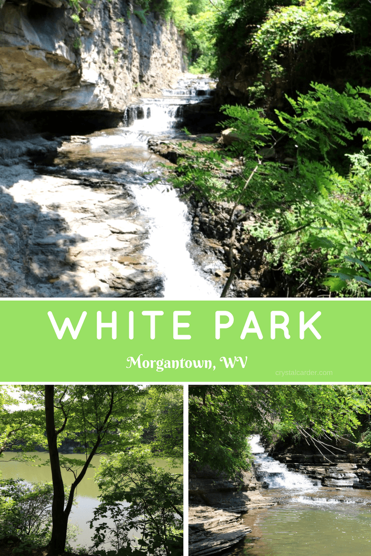 Morgantown WV Places to See, White Park