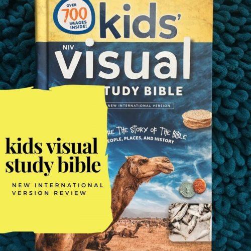Kids' Visual Study Bible