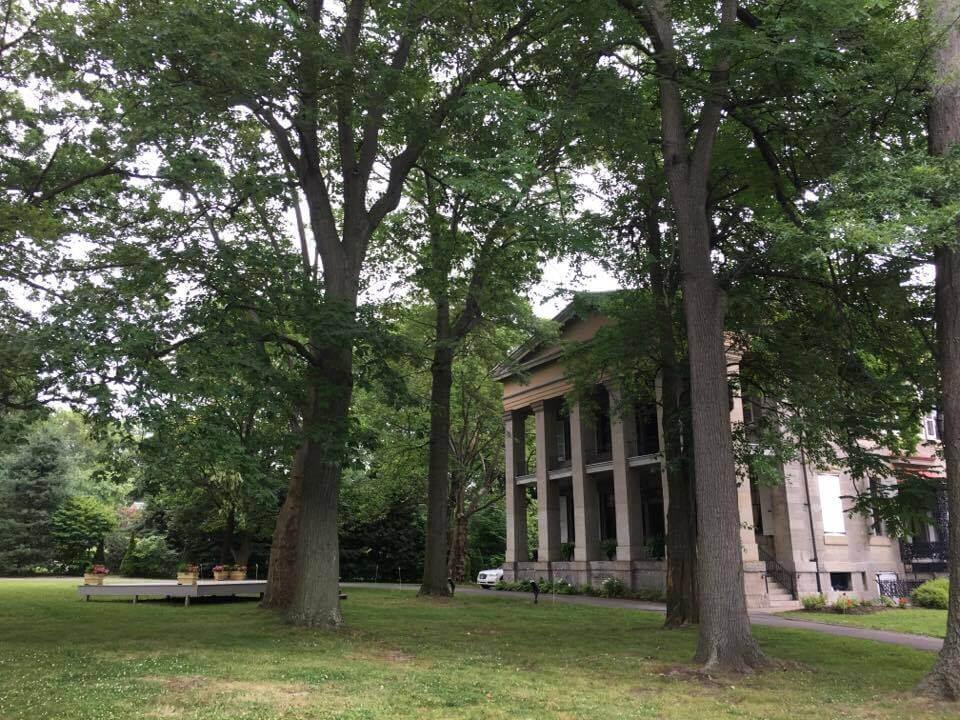 Baker Mansion Altoona, PA