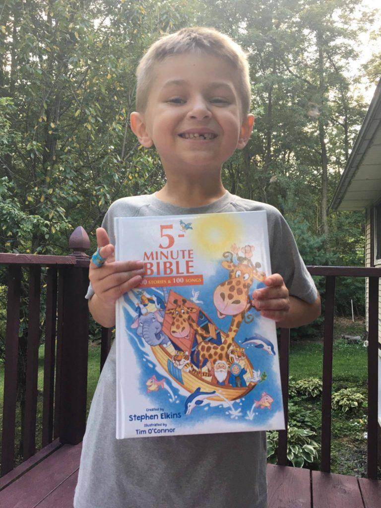 My Kids Love 5-Minute Bible Stories