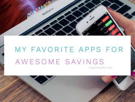 My Favorite Apps to Score Awesome Savings