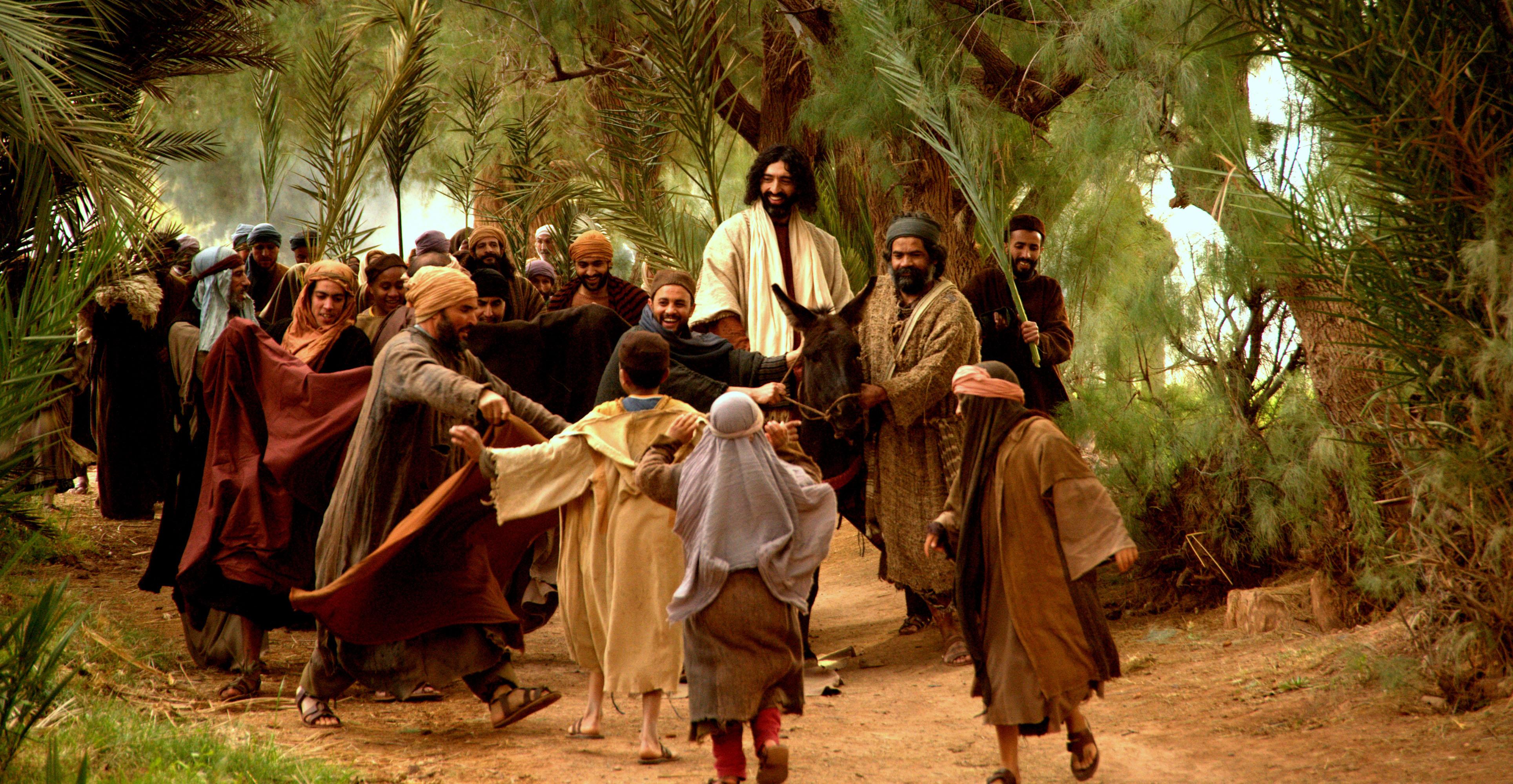 Gospel of Luke, The Lionsgate