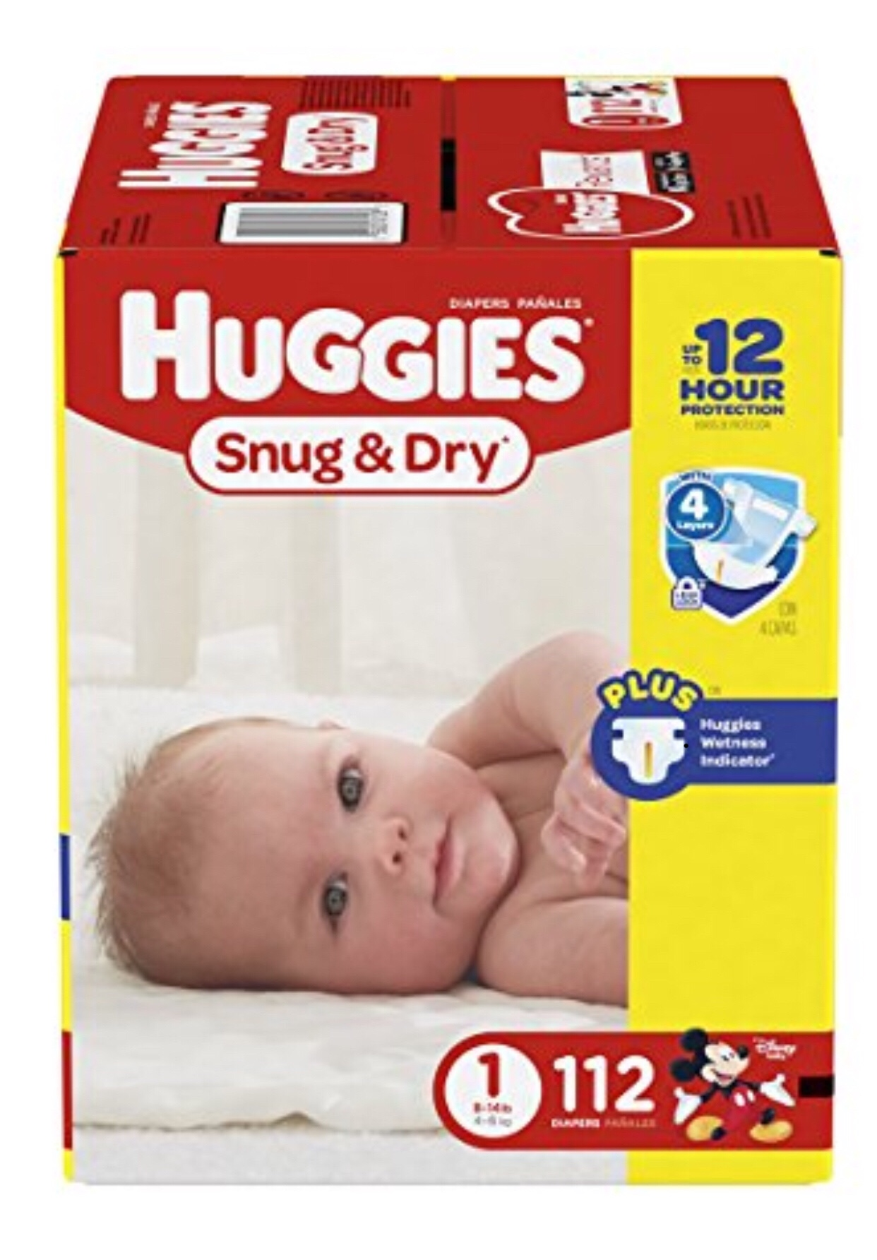Huggies Snug And Dry