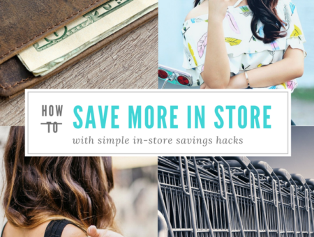 Save more in store with these clever savings hacks