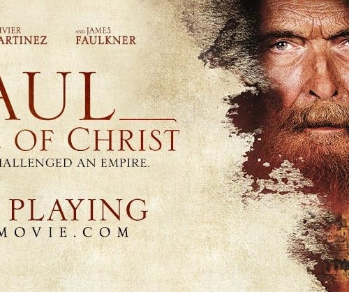 Paul, Apostle of Christ Movie #PaulMovie