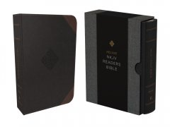 NKJV Deluxe Reader's Bible in Imitation Leather Review