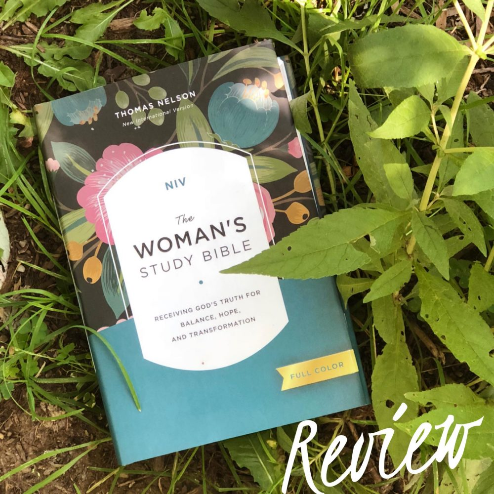 The Woman's Study Bible NIV from Thomas Nelson Review