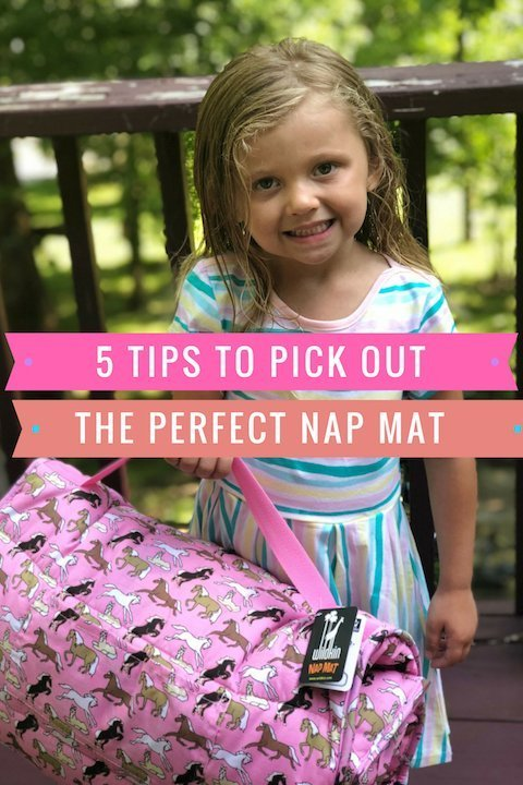how to pick out perfect nap mat with Wildkin Nap Mats