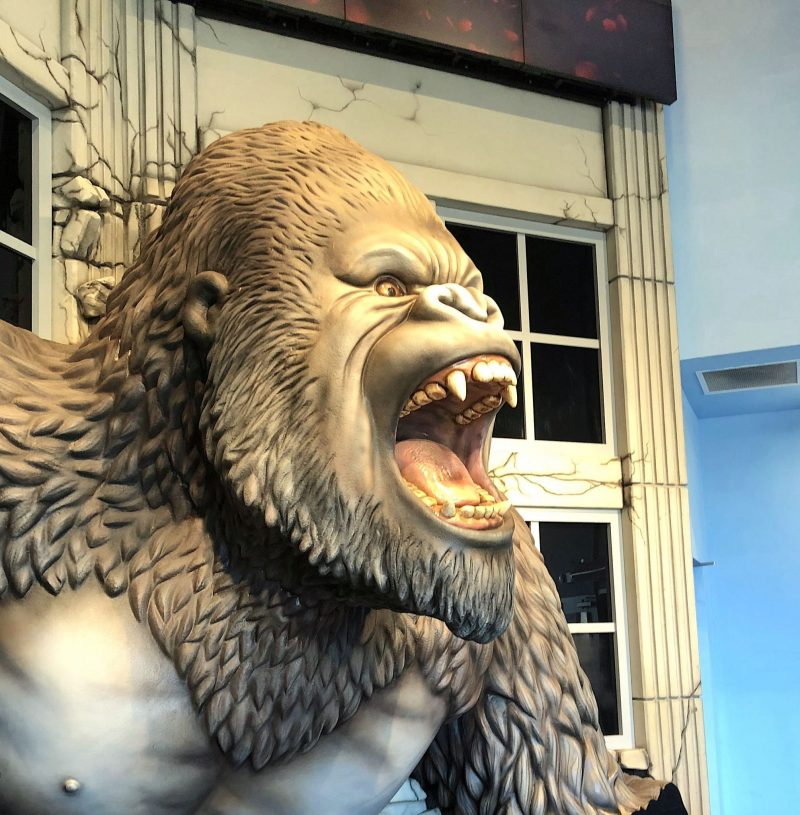Gorilla Hollywood Wax Museum
