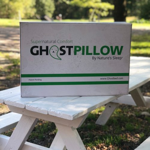 GhostPillow review ad