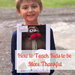 How to Teach Kids to be More Thankful and Show Gratitude