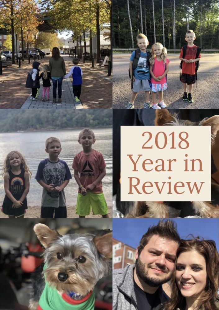 2018: My Year in Review